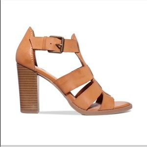 RePort Strappy Leather Sandals